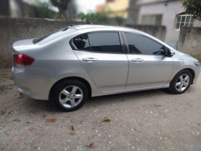 Vendo ou Troco Honda city automático 2011 - Foto 3
