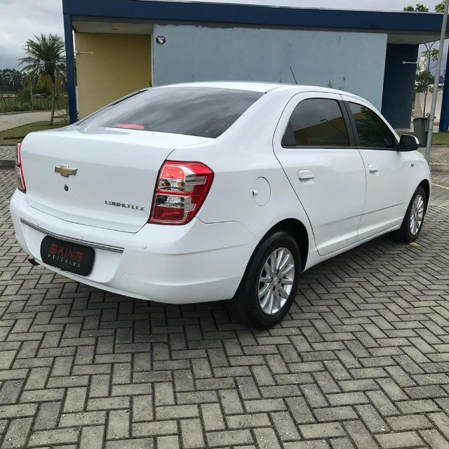 Chevrolet Cobalt 1.4 LTZ Flex - Foto 7