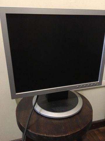 Monitor 14 polegadas Positivo com Defeito - Foto 3