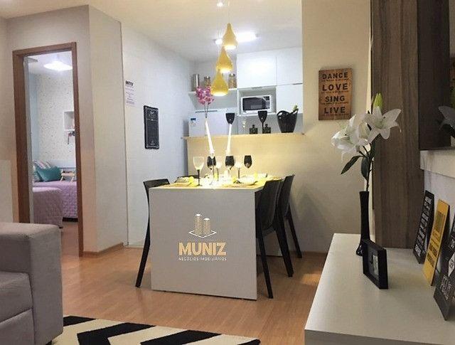 K Residencial Pontal da Enseada, Olinda, Fragoso, Apartamento 2 Quartos com Lazer! - Foto 16