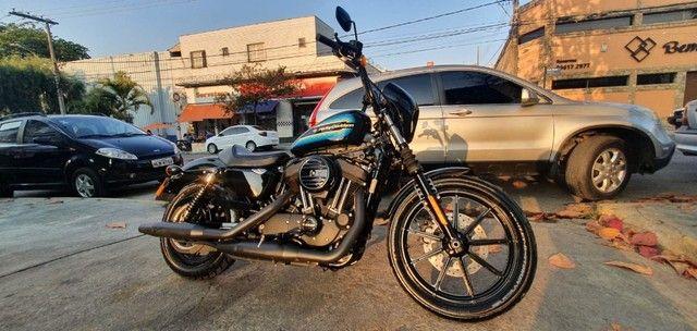Harley Davidson Sportster XL 1200 2019 com 6000km - Foto 15