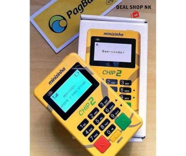 Máquina de Cartão - Minizinha Chip 2
