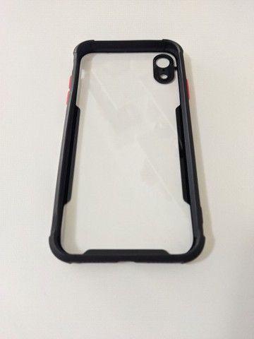 Capinha transparente para iPhone XR