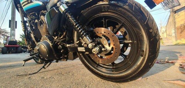 Harley Davidson Sportster XL 1200 2019 com 6000km - Foto 16