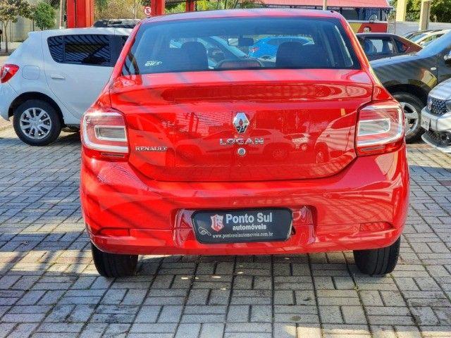 """Renault Logan Authentique 1.0 Flex """" Perfeito para Uber e 99 pop """"  - 2020 - Foto 7"""