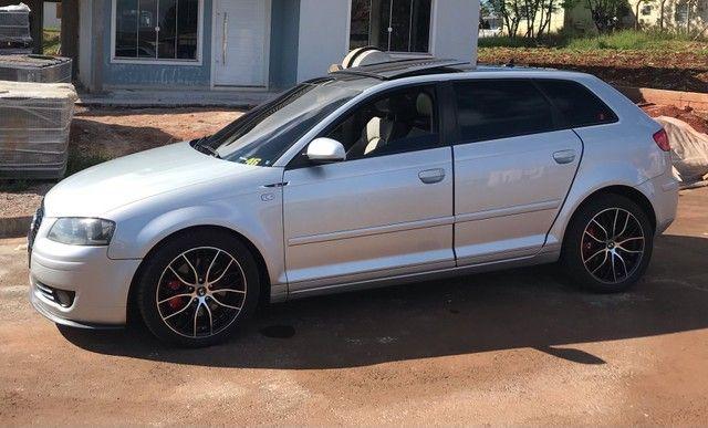Audi Sportback a3  filé