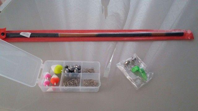 Kit material para pesca  - Foto 2