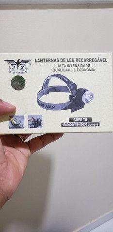 Lanterna LED Baike  - Foto 2
