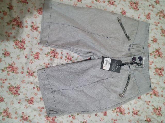 Kit de roupas femininas 9 peças