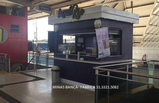 Mobiliario urbano - bancas e Quiosques- Fab- 31.3321.5082 - Foto 5