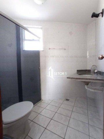 Apartamento com 3 quartos para alugar, 101 m² por R$ 1.100/mês - Mundo Novo - Juiz de Fora - Foto 15