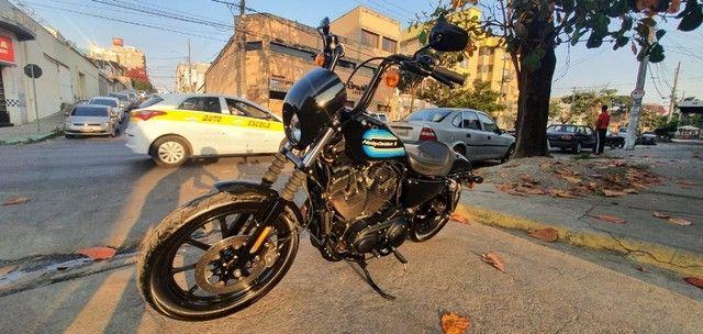 Harley Davidson Sportster XL 1200 2019 com 6000km