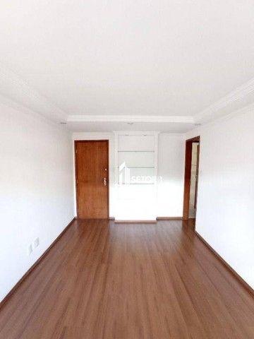 Apartamento com 3 quartos para alugar, 101 m² por R$ 1.100/mês - Mundo Novo - Juiz de Fora - Foto 4