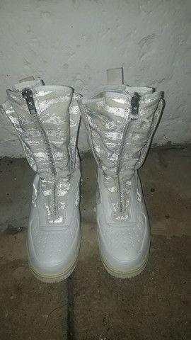 """Nike Men's Sf Af1 Hi PRM""""Winter Camo"""" (BR_40) - Foto 3"""