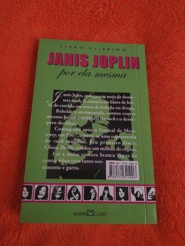 Livro Janis Joplin por ela mesma - Foto 2