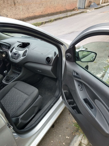 Ford Ká prata semi novo completo - Foto 7