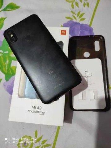 Kit Xiaomi MI A2 64 GB + Smartwatch+ fone de ouvido Tws - Foto 2
