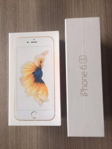 Iphone 6s 64Gb Novo Lacrado Anatel