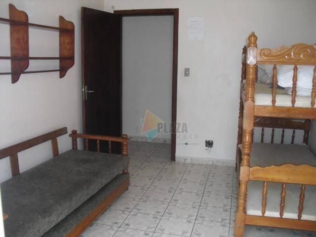 Apartamento para alugar, 90 m² por R$ 1.700,00/mês - Canto do Forte - Praia Grande/SP - Foto 11