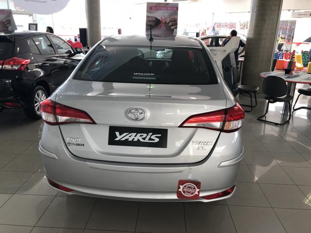 Toyota Yaris Xl Sedan 1 5 Flex 16v 4p Aut 2019 560342374 Olx