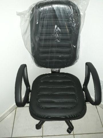 Cadeira presidencial em oferta, em ate 12x