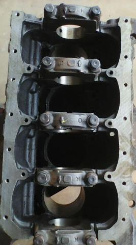 Bloco motor 2.8 Toyota Hilux 3L usinado 0.50