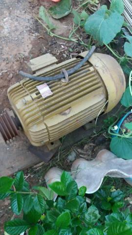 Motor industrial eletrico