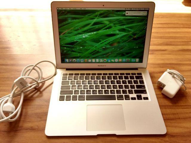 Troco - Macbook Air 13.3 Ano 2011 Core i5, 4Gb, 128B Ssd, Impecavel