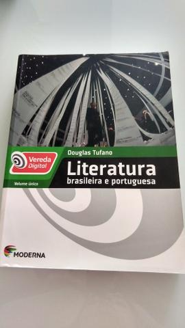 Vereda Digital - Literatura Brasileira e Portuguesa - Vol. Único