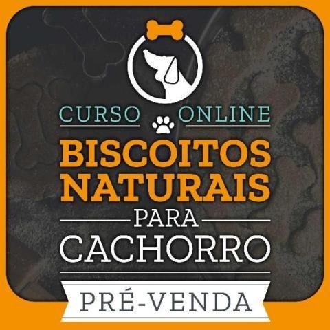 Biscoitos Naturais Para Cachorros