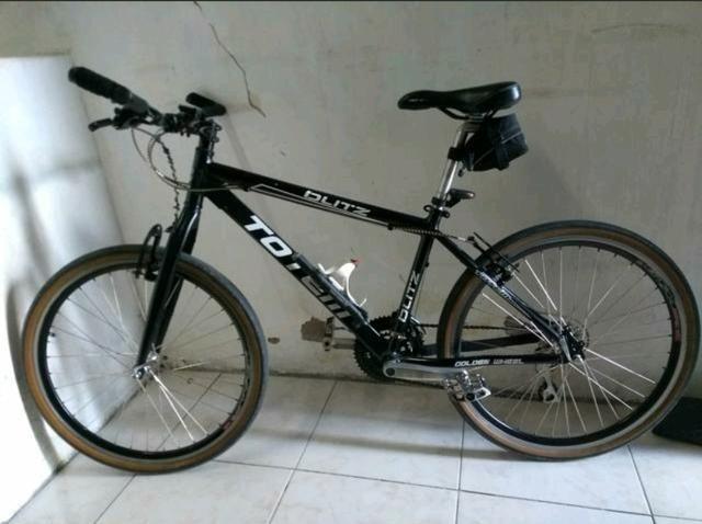 Vendo esta linda bike
