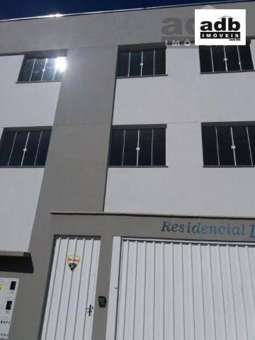 Apartamento  residencial para locação, São Vicente, Itajaí.