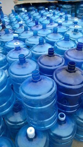 Bombonas 20 lts agua mineral Pet
