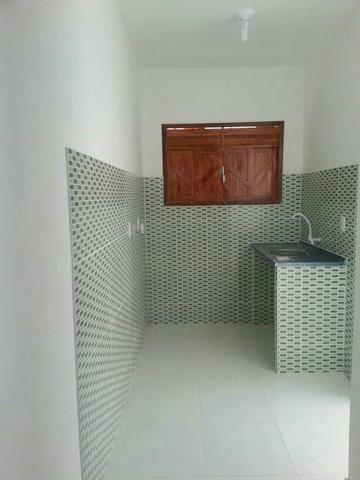 Aluga-se apartamento em morro branco