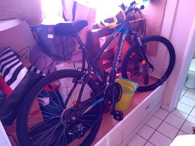 Bicicleta 340 BTWIN aro 26 Quadro M