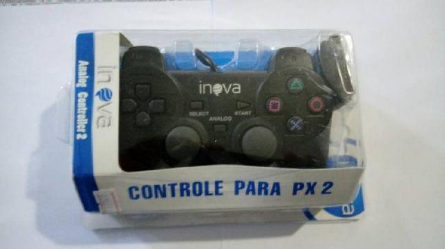 Controle Joystick Playstation 2 - Inova