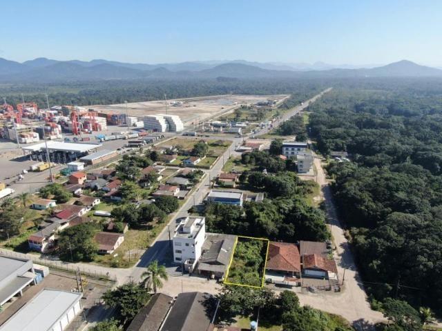 Terreno à venda, 307 m² por r$ 109.500,00 - santa terezinha - itapoá/sc - Foto 4