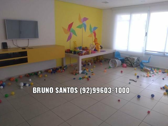 Family Morada do Sol / Aleixo. Pertinho do Adrianópolis. Apartamento com três quartos - Foto 16