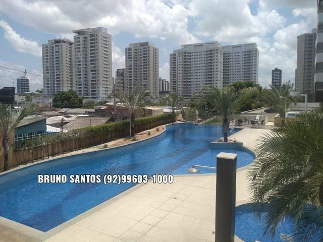 Family Morada do Sol / Aleixo. Pertinho do Adrianópolis. Apartamento com três quartos - Foto 14