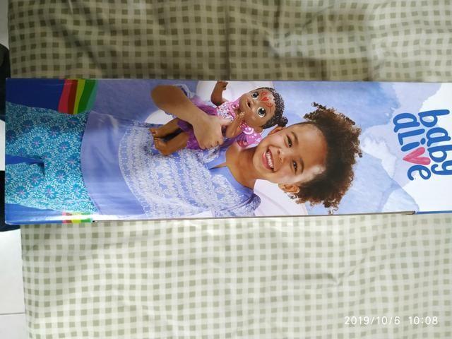 Boneca Baby Alive Hora da Festa - Foto 3