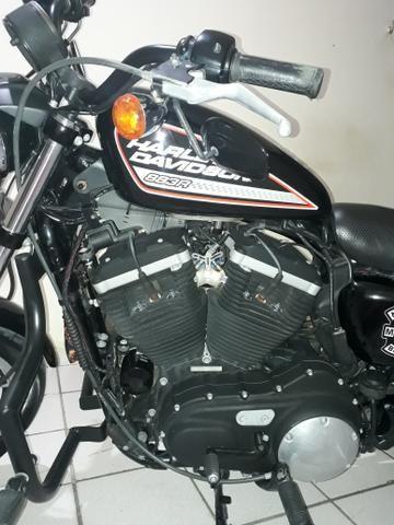 Harley Davidson XL 883 R - 2013 - Foto 5
