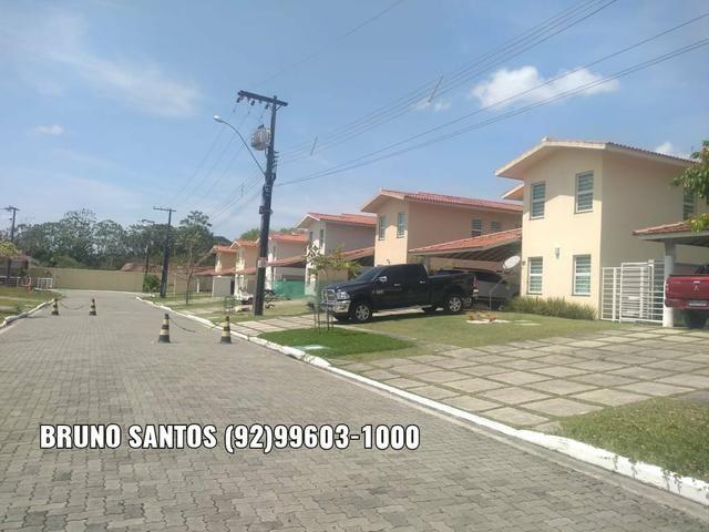 Golden Ville, casa com Três suítes. Próximo a Av. das Torres e Parque 10 - Foto 2