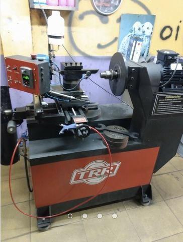 Torno automático copiador diamantador - Foto 2