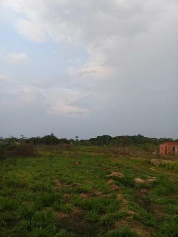 Terreno parcelado entrada de 500 reais