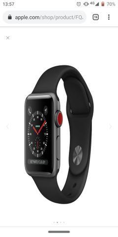 Apple Watch Série 3 Celular+GPS 16GB - Foto 2