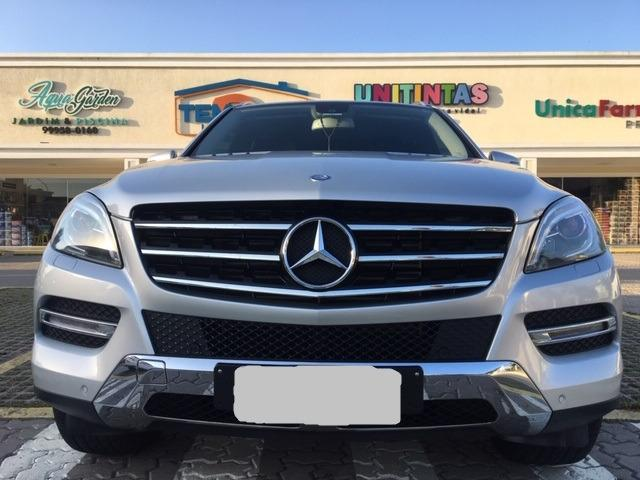 Mercedes ML350 Diesel com 32.000 km