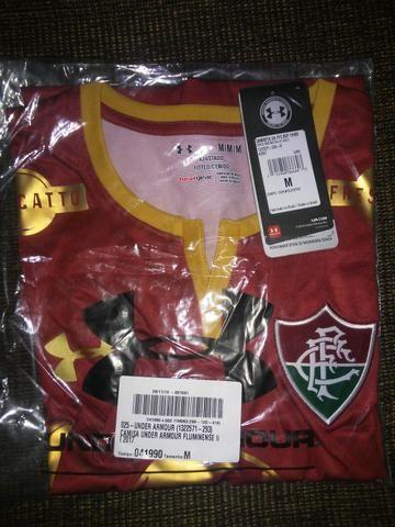 71a51e937f7f7 Camisa Fluminense underarmour edição limitada - Roupas e calçados ...