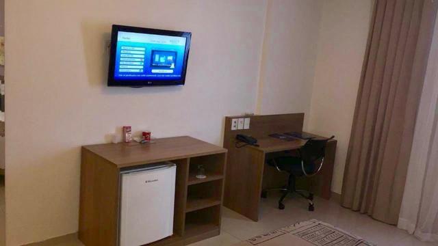 Flet Hotel Blue Tree 100% mobiliado - Foto 6
