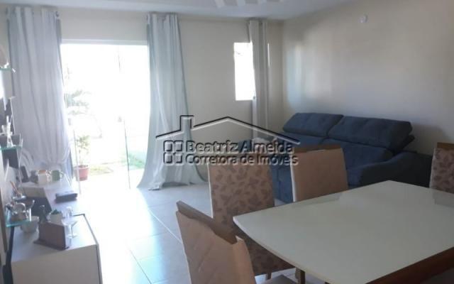 Casa duplex de 3 quartos, sendo 2 suítes, no São Bento da Lagoa - Foto 19
