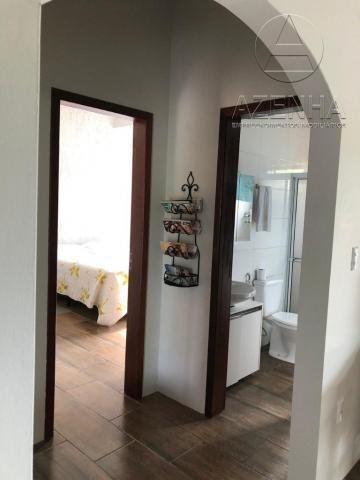 Casa à venda com 3 dormitórios em Praia da barra, Garopaba cod:595 - Foto 18